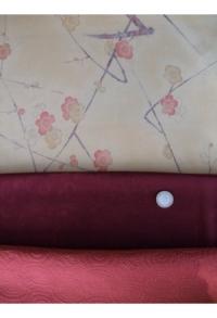 Ein wahrhaft einzigartiges Stück, leuchtende Seide, strahlende Farben, Bewegung schlechthin ... ganz in Shiboritechnik gearbeite